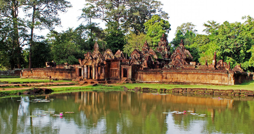 Khmer ancient and modern world tour 1Day