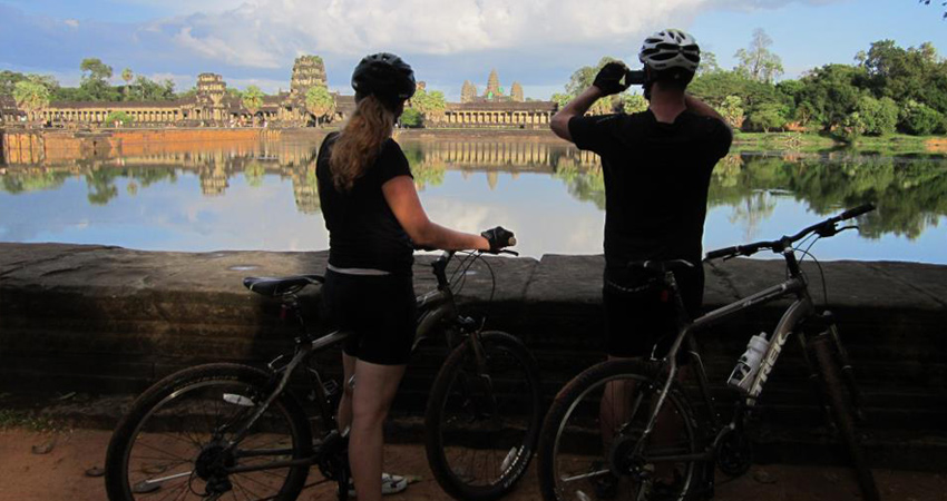 Angkor By Bike 5Days - 4Nights