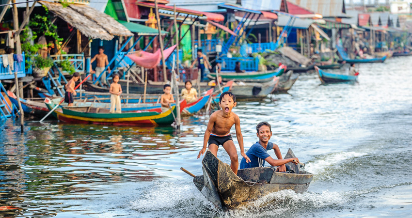 Daily Life in Cambodia tour 1Day