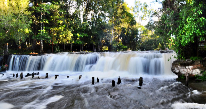 Phnom Kulen National Park Ticket