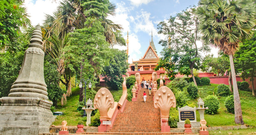 Phnom Penh Highlights tour 1Day