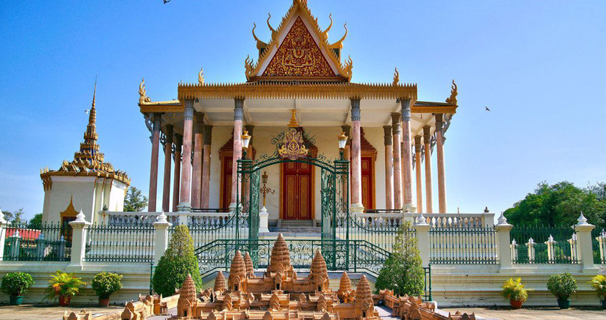 Phnom Penh Airport Visa on arrival & Fast Track Services