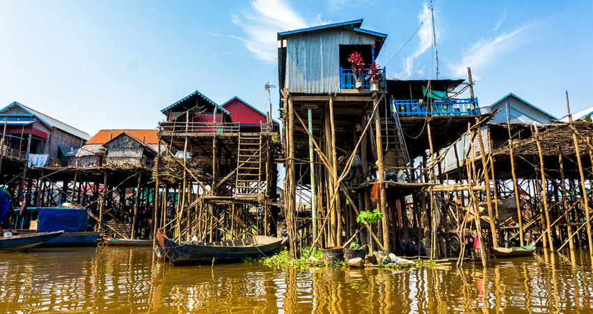 Khmer Odyssey Part I 7Days-6Nights