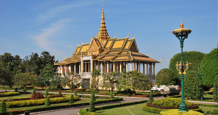 Beautifull Cambodia Explorer 21Days - 20Nights
