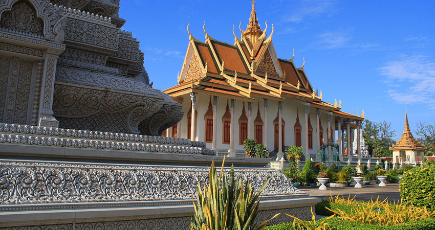 Private Car Transfer from Phnom Penh to Sihanouk Ville
