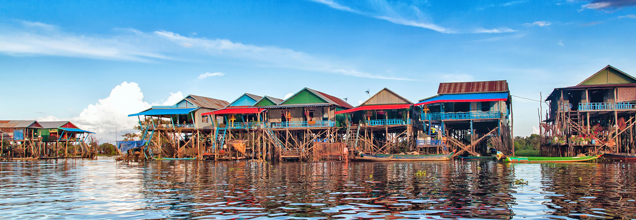 Experience Cambodia, the local way ...