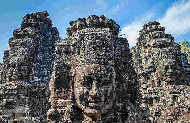Full-Day UNESCO listed Angkor Wat and Tonle Sap Lake Tour