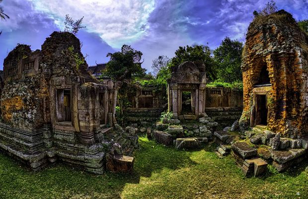 Wonderful Cambodia Explorer 21Days-20Nights
