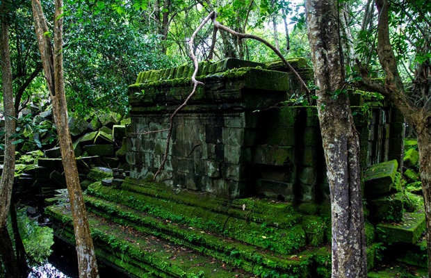 2-Day Exploration of Beng Mealea, Koh Ker and Preah Vihear