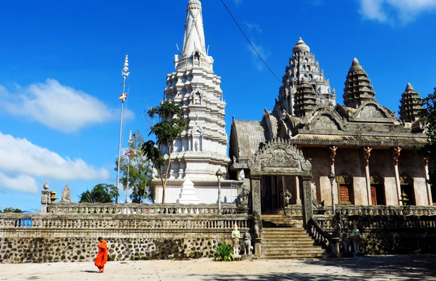Jungle's Temples - Mekong Cities tour 4Days