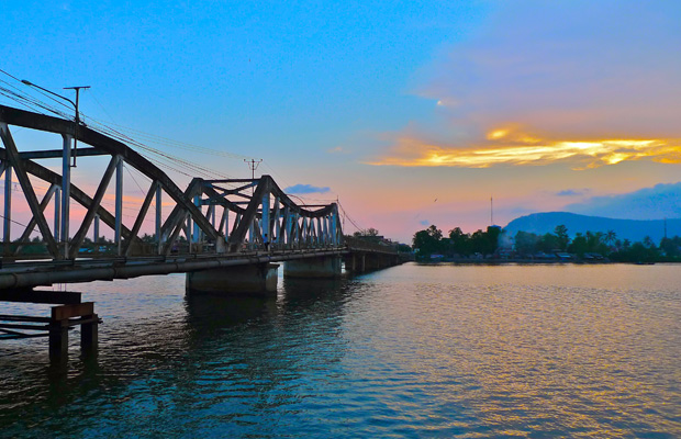 Kampot and Kep Excursion from Sihanoukville 1 Day