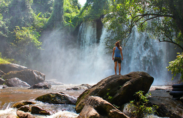 Phnom Kulen and Beng Melea tour 1Day