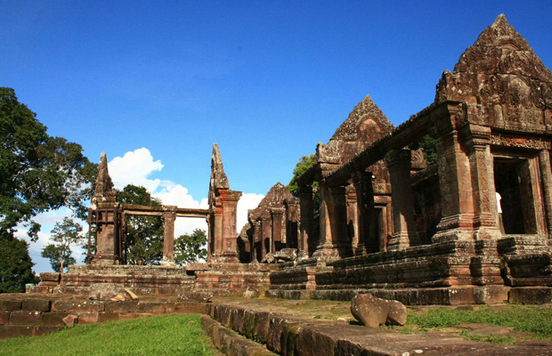Khmer Odyssey Part II 7Days-6Nights