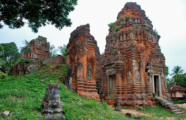Rolous Group and Preah Khan - Private Day Tour
