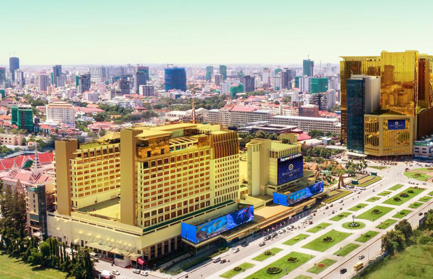 NagaWorld Hotel & Entertainment