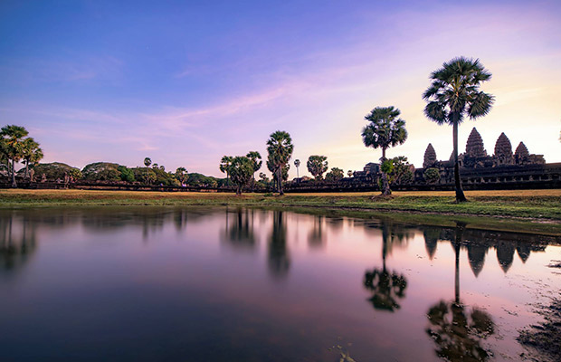 Angkor Wat Private Full Day Tour from Siem Reap